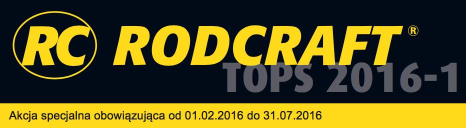 RodCraft – promocja TOPS 2016-1