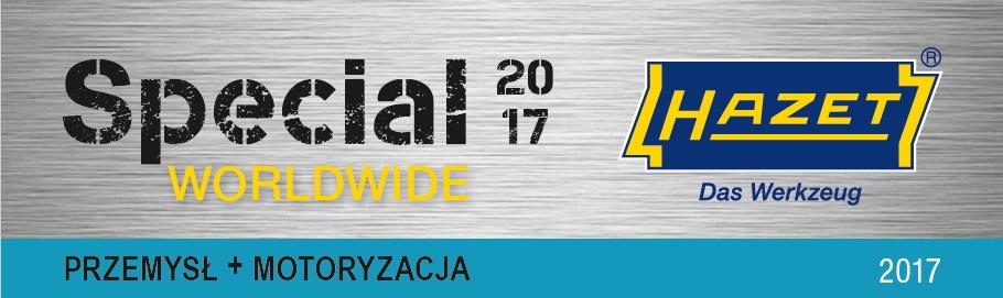 NAJNOWSZA OFERTA SPECJALNA HAZET 2017
